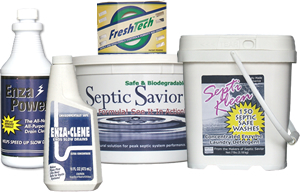 Septic Savior Products